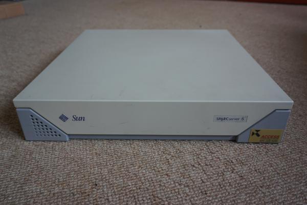 Sun Microsystems SPARCServer 5